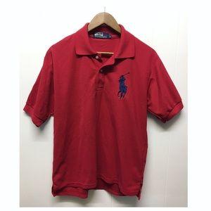 Polo by Ralph Lauren | Red Polo Shirt EUC